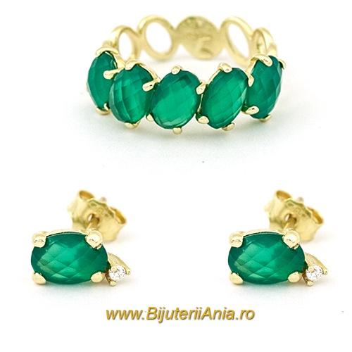 Bijuterii aur galben seturi colectii noi ITALIA