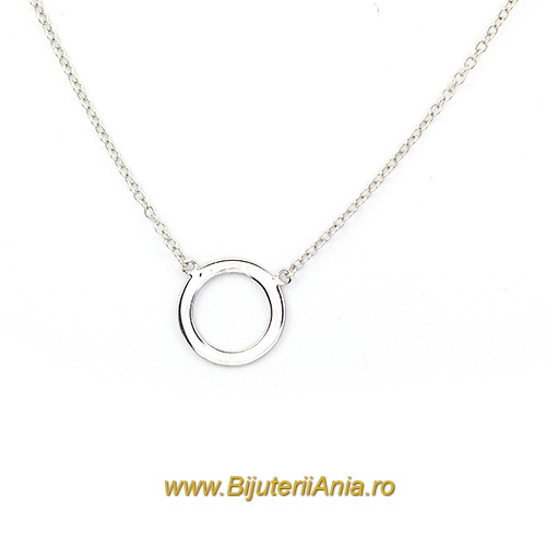 Bijuterii argint lant cu medalion colectie noua CERC