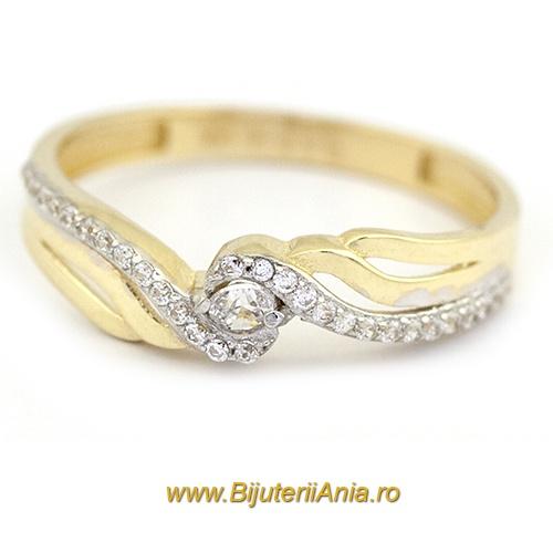Bijuterii aur galben inele de logodna colectii noi