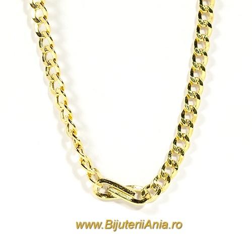 Bijuterii aur galben lanturi colectii noi 60 cm