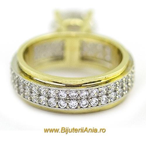 Bijuterii aur galben inele logodna colectii noi ANTISTRES