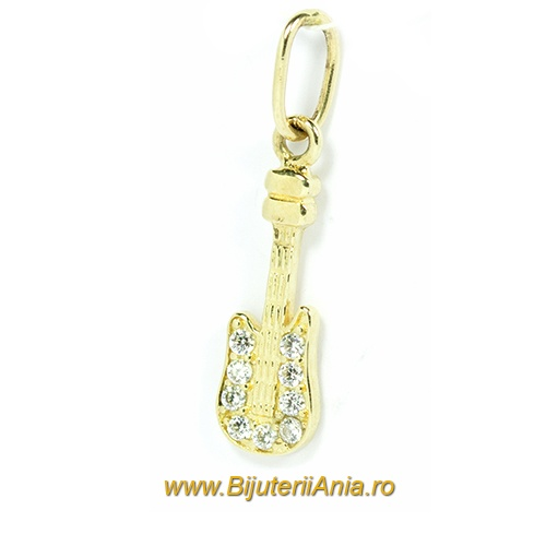 Bijuterii aur galben medalioane colectie noua CHITARA
