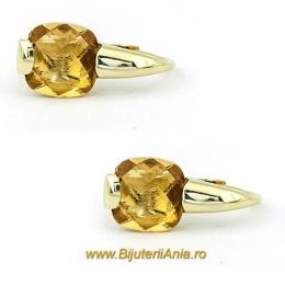 Bijuterii aur cercei colectie noua ITALIA