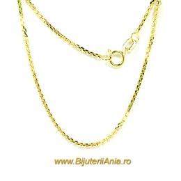 Bijuterii aur galben lanturi colectii noi 45 cm