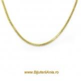 Bijuterii aur galben lanturi colectie noua 45 cm