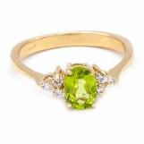 Bijuterii aur galben inel de logodna colectie noua ITALIA LUXURY