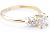 Bijuterii aur ieftine inele de logodna