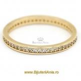 Bijuterii aur inele de logodna colectie noua ETERNITY R 8