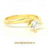 Bijuterii aur galben inele de logodna colectie noua