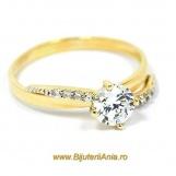 Bijuterii aur inele de logodna colectie noua