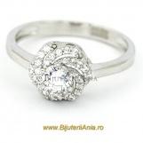 Bijuterii aur alb inele de logodna colectii noi OFERTA SPECIALA