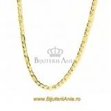 Bijuterii aur galben lanturi colectii noi 55 cm