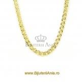 Bijuterii aur galben lanturi colectie noua 50 cm