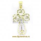 Bijuterii aur galben pandantiv colectii noi Cruce