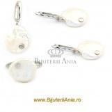 Bijuterii aur alb seturi colectii noi  ITALIA - FANTEZIE