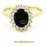 Bijuterii aur inele de logodna anturaj colectii noi ONIX R - 15
