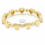 Bijuterii aur galben inele colectii noi model INIMIOARE