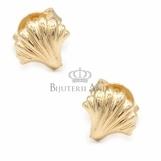 Bijuterii aur galben cercei colectie noua model SCOICA