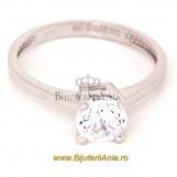 Bijuterii aur alb inele de logodna colectii noi